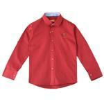 Nexgen Juniors Boys Shirt,Maroon,SIMG20S4050M