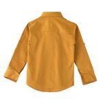 Nexgen Juniors Boys Shirt,Gold,SIMG20S4050F