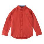 Nexgen Juniors Boys Shirt,Red,SIMG20S4050A