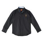 Nexgen Juniors Boys Shirt,Black,SIMG20S4050C