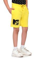 MTV Boys Shorts , Lemon - HWGLS21BTN19