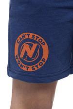 Nerf Boys Shorts , Navy Blue - HWGLS21BTN07