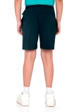 Friends Boys Shorts , Green - HWGLS21BTN20