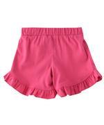 My Little Pony Girls Shorts ,Dark Pink-HWGLS21SH152