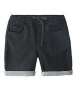 Nexgen Juniors Boys Elastic Denim Jamaican Shorts,Black-SIMGSS214899SD