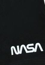 Nasa Boys T-Shirt With Shorts Set,Red/Black-HWGLS21TNNS2A