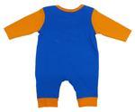 Disney Baby Nemo Baby Boys Sleepsuit, Blue/Orange-NCGDBIBCPR8B