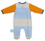 Disney Baby Nemo Baby Boys Sleepsuit, White/Orange-NCGDBIBCPR8A