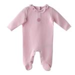 Rock a Bye Baby Baby Girls Sleepsuit , Pink - JCGAW20S19394