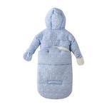 Rock a Bye Baby Baby Boy Snowbag , Blue - JCGS19657
