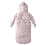 Rock a Bye Baby Baby Girl Snowbag , Pink - JCGS19656