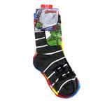 Marvel Avengers Boys 3Pair Socks Set,Multi,TCGLTRHA462