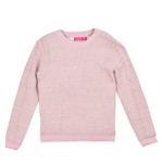 Le Crystal Girls Sweater ,Light Pink-FMG1850G-PNK