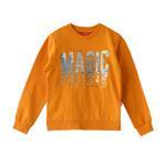 Nexgen Girls Girl Sweatshirt , Yellow - HDGLAW202148