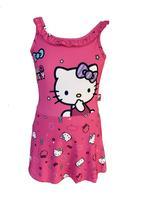 Hello Kitty Girls Swimwear Dress , Pink - HWGLS21SWHK1B