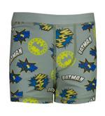 Batman Boy's Swimwear Trunks Grey-HWGLBMSW3