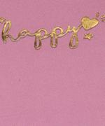 Little Kangaroos Baby Girl Top , Pink - ROGS2019901A