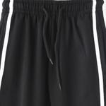 Zebra Crossing Boys Track Pant,Black - VCG052COL2