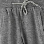 Zebra Crossing Boys Track Pant,Grey Milenge - VCG051COL3