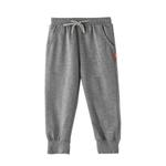 Zebra Crossing Girls Track Pant,Grey Milenge - VCG050COL3