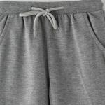 Zebra Crossing Girls Track Pant,Grey Milenge - VCG050COL3