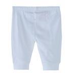 Smart Baby Organic Cotton Unisex Trouser , White - TIGBT1OCWOFNB