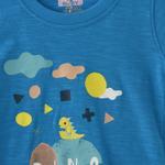 Smart Baby Baby Boy T-shirt,Royal Blue,SNGS2034919
