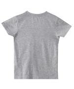 Nexgen Juniors Boys T-shirt , Grey Melange - MCGS201996B