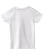 Nexgen Juniors Boys T-shirt , White - MCGS201996A