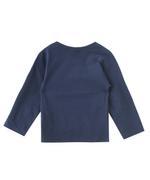 Nexgen Juniors Boys Full Sleeve T-shirt , Navy - SNGAW2036702