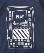 Nexgen Juniors Boys Full Sleeve T-shirt , Navy - SNGAW2036703