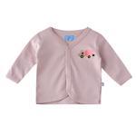 Smart Baby Baby Boys Plain Full Sleeves T-shirt,Beige-BIGS20SB502DBEG