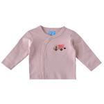 Smart Baby Baby Boys Plain Full Sleeves T-shirt ,Beige-BIGS20SB502KBEG