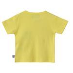 Smart Baby Baby Boy T-shirt , Yellow - BIGAW20SB503HYLW