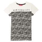 Nexgen Girls Girls T-Shirt , White/Black - HDGLSS212213