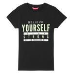 Nexgen Girls Girls T-Shirt , Black - HDGLSS212230
