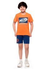 Nerf Boys T-shirt , Orange - HWGLS21TN07