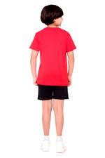 Assassins Creed Boys T-shirt , Red - HWGLS21TN04