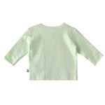 Smart Baby Baby Girls Plain T-shirt, Pista Green-BIGS20SG522KGRN