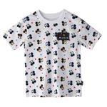 Disney Boys Printed T-shirt ,White,SIMGS20LTF001