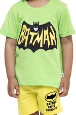 Batman Boys T-shirt , Green - HWGLS21TOD04