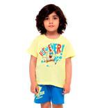 SpongeBob Boys T-shirt , Yellow - HWGLS21TOD12
