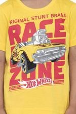 Blaze Boys T-shirt , Yellow - HWGLS21TOD09