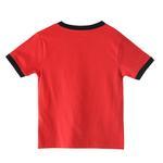 Disney Boys Printed T-shirt,Red,SIMGS20LTF002
