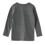 Nexgen Juniors Boys T-shirt , Grey Melange - HDGLW20B2105