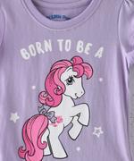 My Little Pony Girls T-shirt , Lilac - HWGLS21TEE53