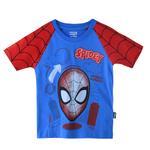 Marvel Boys Printed T-shirt,Royal,SIMGS20LTF009