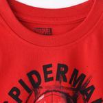 Marvel Boys Printed T-shirt,Red,SIMGS20LTC001