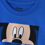 Disney Boys Printed T-shirt,Aqua,SIMGS20LTC002