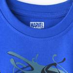 Marvel Boys Printed T-shirt,Royal,SIMGS20LTC014
